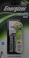 Зарядний пристрій Energizer 7638900274820 + акумулятори AA-HR6 2000 mAh 2 шт (274820)