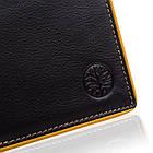 Шкіряний гаманець BETLEWSKI з RFID 12.2 х 9.6 х 2.5 (BPM-DP-62) - чорний, фото 3