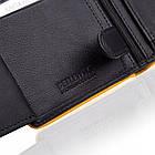 Шкіряний гаманець BETLEWSKI з RFID 12.2 х 9.6 х 2.5 (BPM-DP-62) - чорний, фото 5