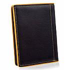 Шкіряний гаманець BETLEWSKI з RFID 12.2 х 9.6 х 2.5 (BPM-DP-62) - чорний, фото 9