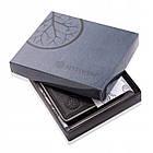 Шкіряний чоловічий гаманець BETLEWSKI з RFID  9,8 х 12,5 х 2,5 (BPM-DP-61) - чорний, фото 4