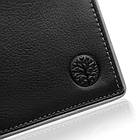Шкіряний чоловічий гаманець BETLEWSKI з RFID  9,8 х 12,5 х 2,5 (BPM-DP-61) - чорний, фото 7