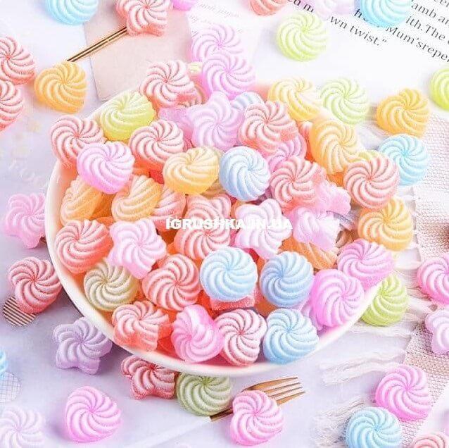 Шарм «Конфета с сахаром» для слайма