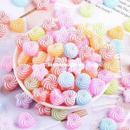 Шарм «Конфета с сахаром» для слайма, фото 2