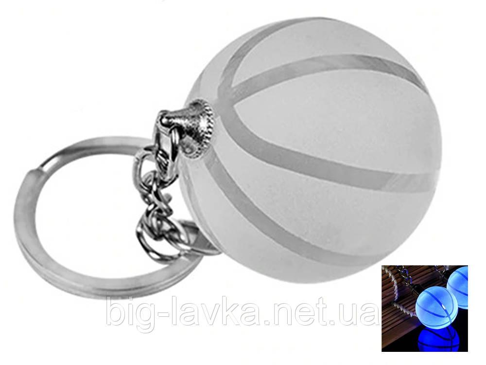 LED-брелок для ключей Баскетбольный мяч