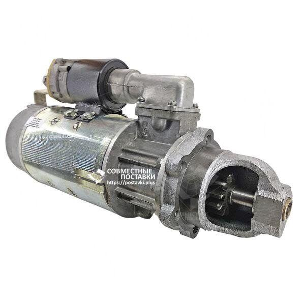 Стартер ЯМЗ 24В 8,2 кВт 11 зубьев (МАЗ, КрАЗ,Т-150) 2501.3708-40 СТ-25
