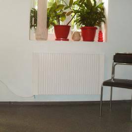 ТЕПЛО-ПЛЮС обогреватель теплоаккумуляционный с терморегулятором Тип-5 (1000 Вт) , фото 2