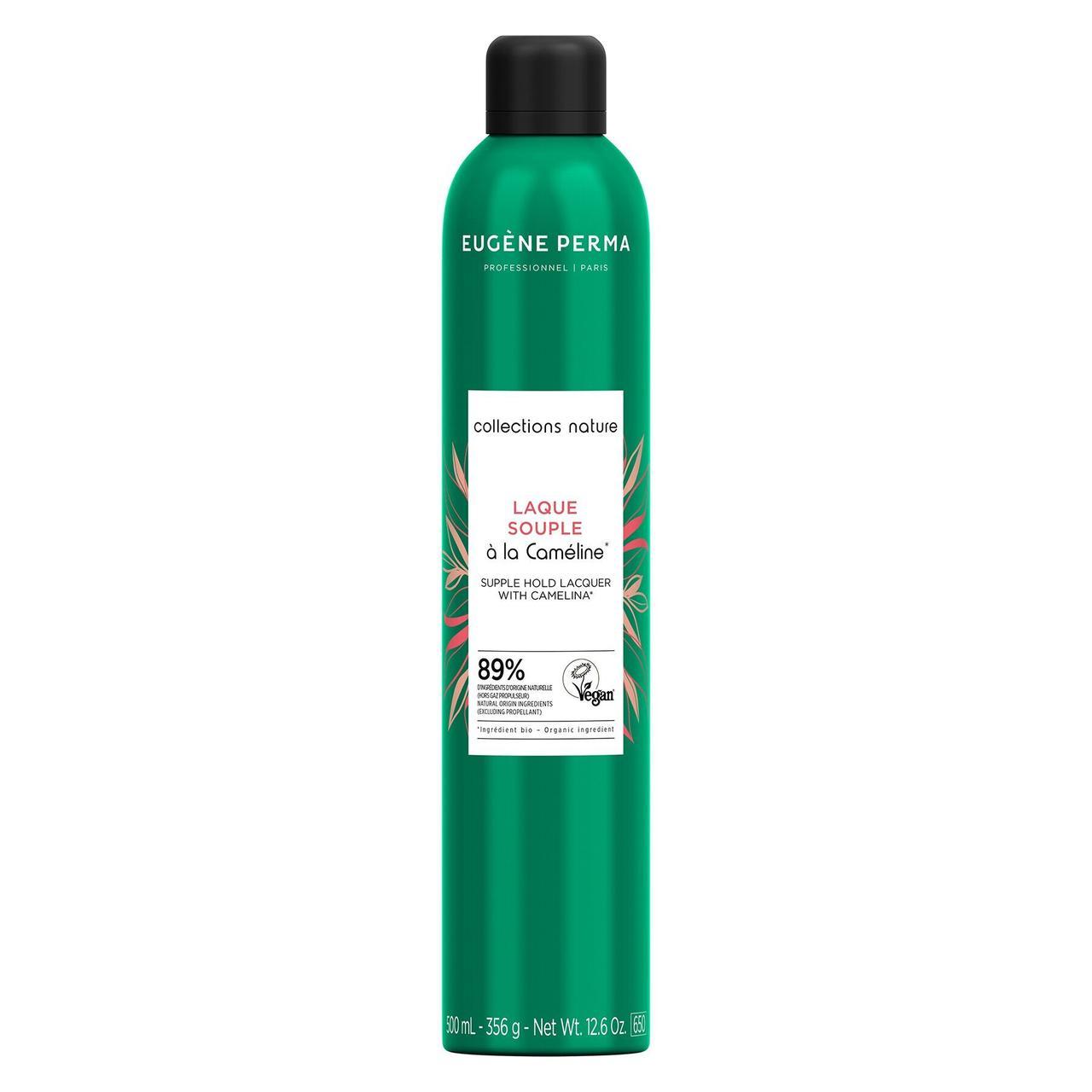 Купить Лак для волос легкой фиксации Eugene Perma БИО Collections Nature 500 мл (000013485)