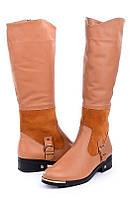 Комбинированные сапоги Element, оранжевый