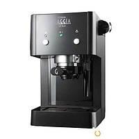 Рожковая кофеварка Gaggia Grangaggia Style black