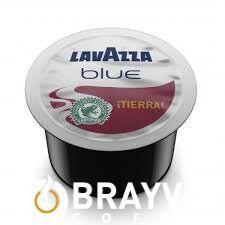 Кофе в капсулах Lavazza BLUE Tierra 100шт