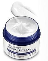 Антивозрастной плацентарный крем Mizon - Placenta Ampoule Cream MIZON