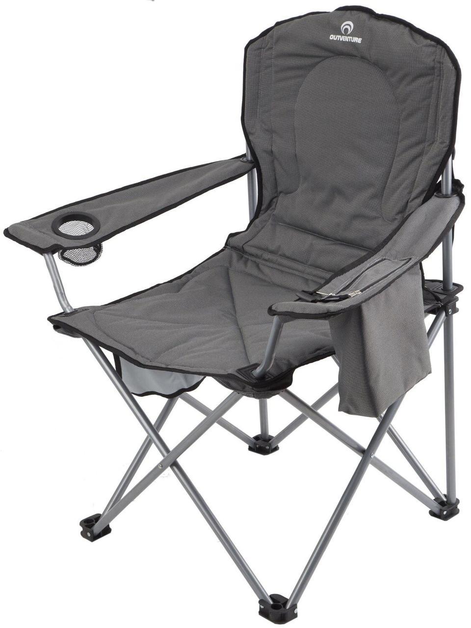 Кресло кемпинговое Outventure (IE40392), Серый