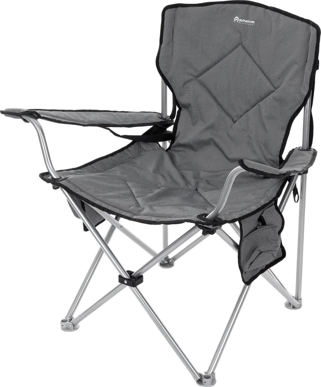 Кресло кемпинговое Outventure (IE40292), Серый