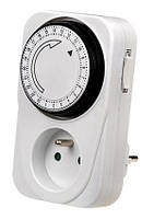 Розетка с таймером Programmer timer  (включения и отключения тока по расписанию) TG 14A