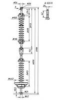 Изолятор ГЛК 160/750-III