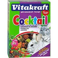 Смесь для шиншилл Vitakraft Cocktail, рябина, 50гр