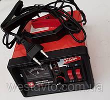 Зарядное устройство 10Amp 6/12 V, аналоговый индикатор