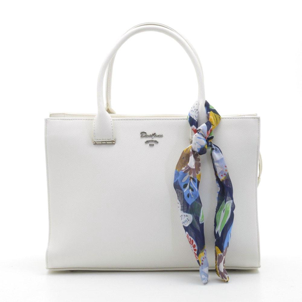 Женская сумка David Jones CM5031T white