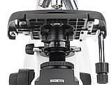 Микроскоп Sigeta BIOGENIC 40x-2000x LED Trino Infinity (65260), фото 6