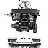 Микроскоп Sigeta MB-202 40x-1600x LED Bino (65218), фото 7