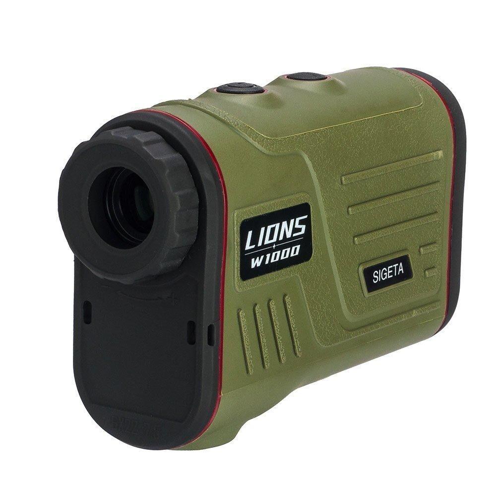 Лазерный дальномер Sigeta Lions W1000A (65405)