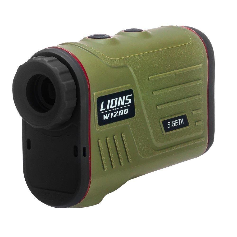 Лазерный дальномер Sigeta Lions W1200A (65406)