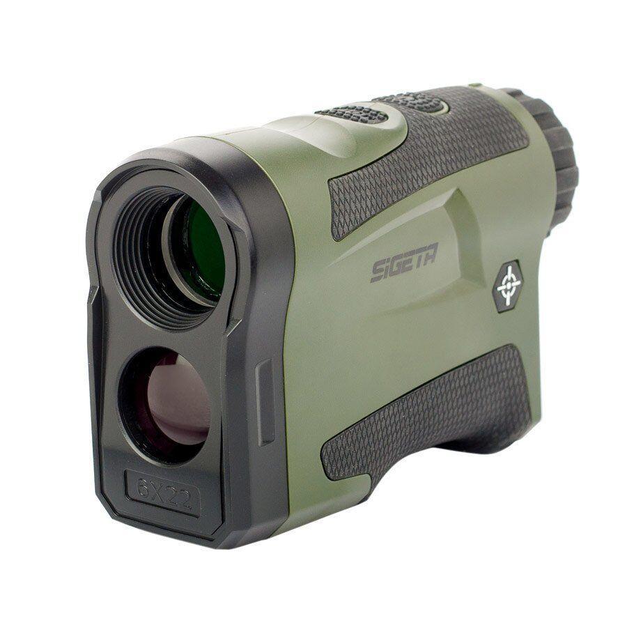 Лазерный дальномер Sigeta iMeter LF1500A (65413)