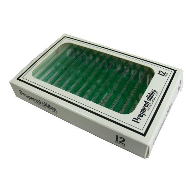 Набор микропрепаратов Sigeta Entrance Ткани растительных организмов 12 шт (65124)