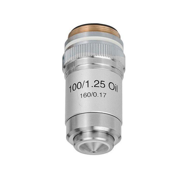 Объектив для микроскопа Sigeta Achromatic 100x/1.25 (65169)