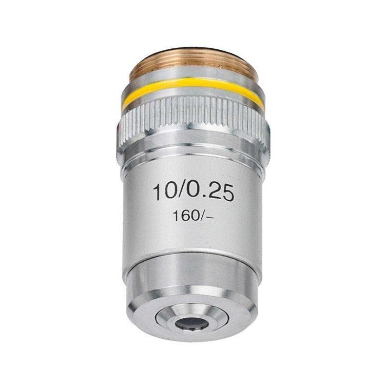 Объектив для микроскопа Sigeta Achromatic 10x/0.25 (65165)