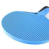 Ракетка для настольного тенниса Cornilleau Softbat (синяя), фото 3