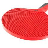 Ракетка для настольного тенниса Cornilleau Softbat (красная), фото 2