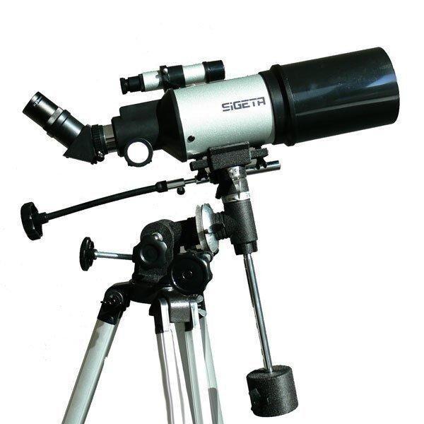 Телескоп Sigeta Libra 80/400 (65308)
