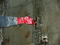 Гидроизоляция рабочих швов, трещин, примыканий в бетонных конструкциях
