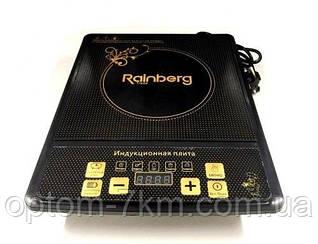 Электрическая плита индукционная керамическая кухонная Rainberg RB-811 2200 Вт R