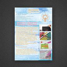 DM-093 Набор алмазной живописи Летняя терраса, фото 2