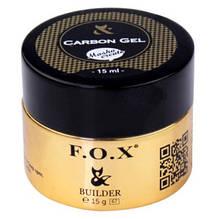 Гель для ремонта ногтевой пластины F.O.X. Carbon Gel Masha Create, 15 мл