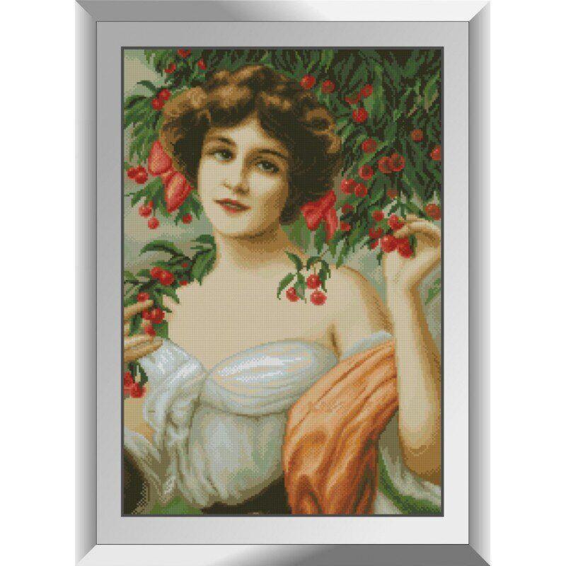 31408 В вишневом саду Набор алмазной живописи