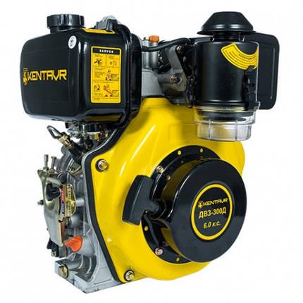 Двигатель дизельный Кентавр ДВУ-300Д, фото 2
