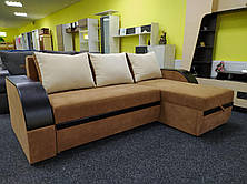 Угловой диван Бентли с дополнительными бельевыми ящиками в боковушках, фото 2