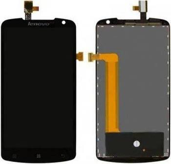 Дисплейний модуль Lenovo S920 без рамки black original PRC