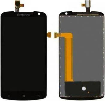 Дисплейный модуль Lenovo S920 без рамки black original PRC