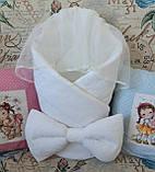 Ковдра з вуаллю і подушкою ТМ Happy TOT, фото 6