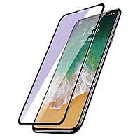 Защитное стекло BASEUS для iPhone X/Xs  Anti-break edge Arc  0.23mm 