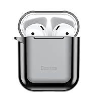 Кейс Baseus Shining hook Case для Airpods 1-2nd Generation