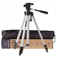 Штатив тренога универсальный для телефона и камеры Weifeng Promotion WT-330A
