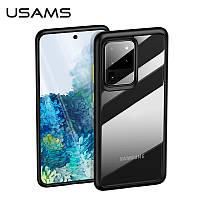Чехол USAMS для Samsung Galaxy S20 Ultra Janz Series Back Case US-BH583