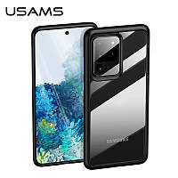 Чехол USAMS для Samsung Galaxy S20+ Janz Series Back Case US-BH582