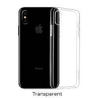 Чехол HOCO Crystal clear series для iPhone XS